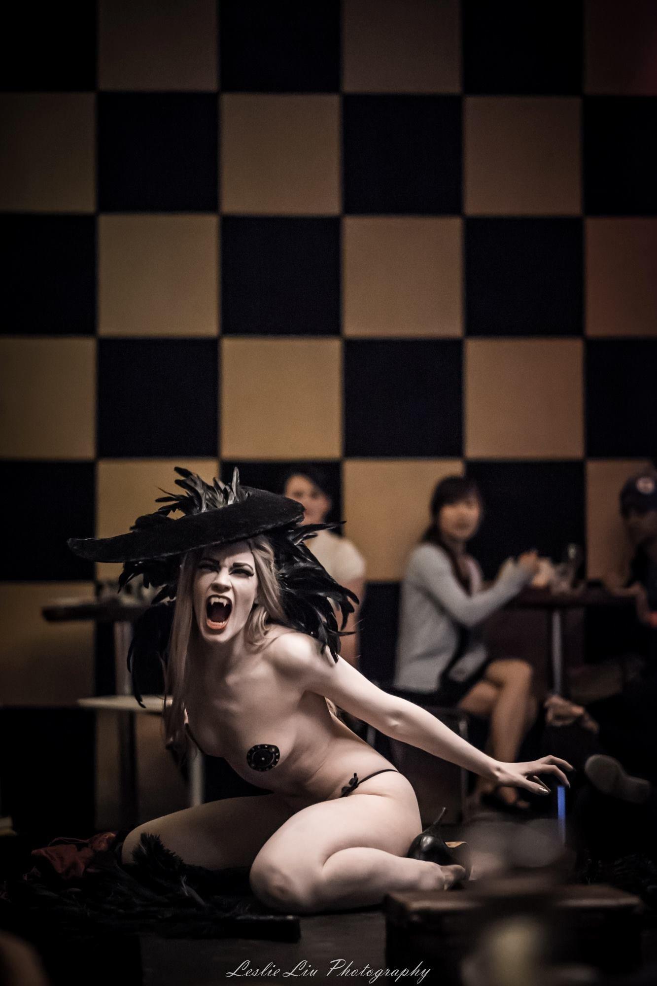 Spielfuchs Vampire Burlesque