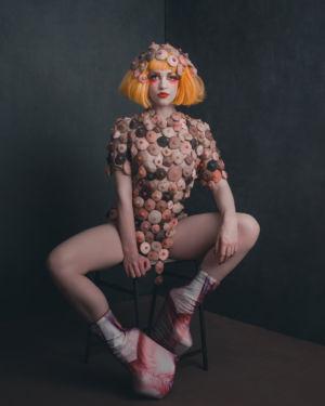 feminist queer performance art lucille lehr