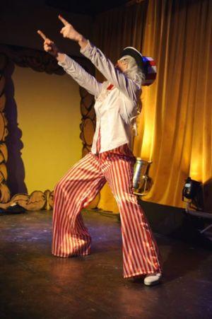 lucille spielfuchs gallery burlesque