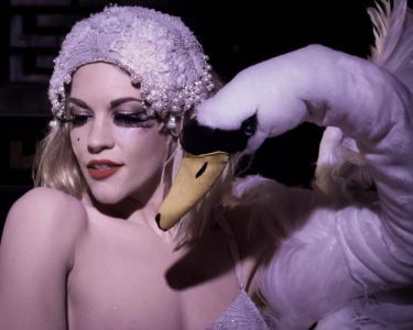 Lucille Spielfucsh Leda And The Swan