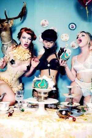 lucille spielfuchs cover girl fashion magazine