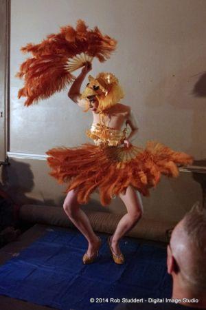 Spielufchs Chicken Comedy Burlesque Cabaret