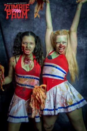 Zombie Prom Sydney